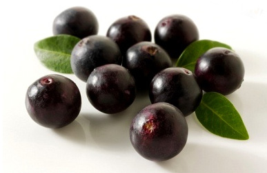 Acai berry superfoods