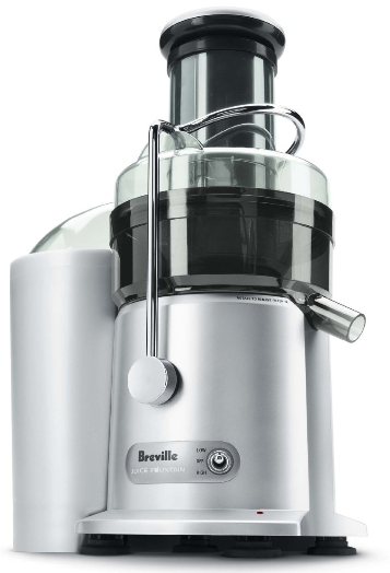 Breville JE98XL Juice Fountain Plus 850-Watt Juicing Machine